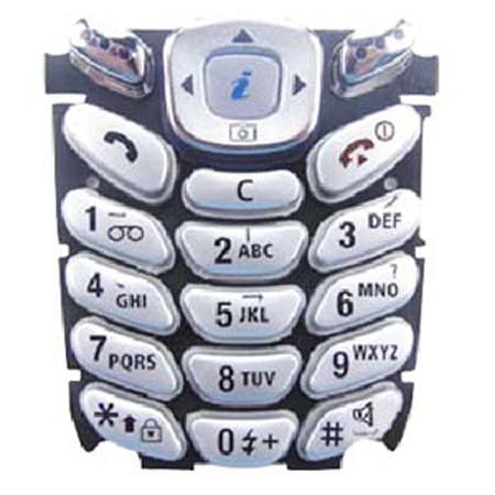 Samsung X600 keypad