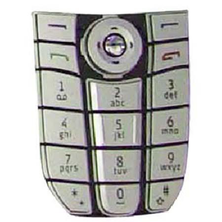 Nokia 9300 keypad