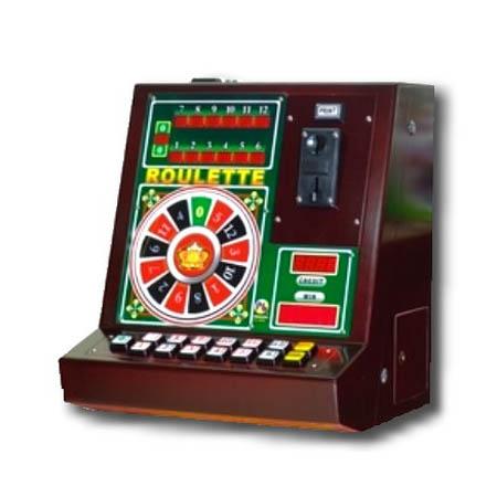 roulette slots machine