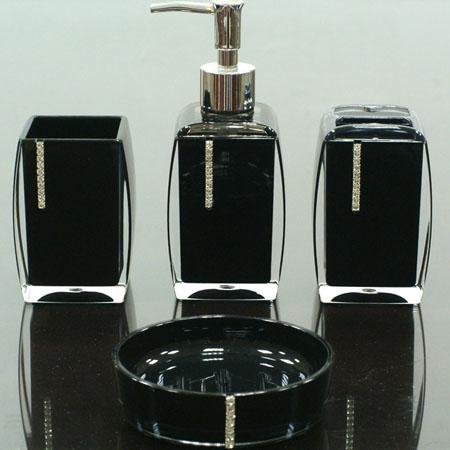 Black bathroom accessories taiwan china supplier manufacturer - Manufacturer of bathroom accessories ...