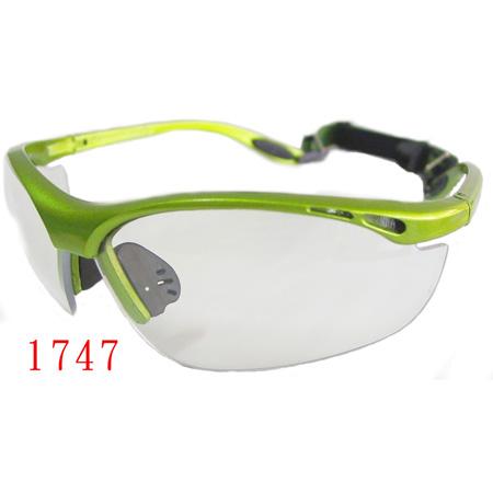 Racquetball goggles