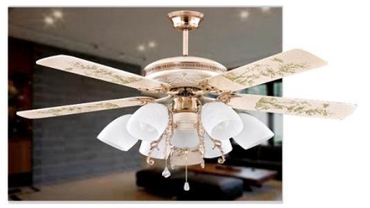 60 Ceiling Fan With Lighting Ac Dc 110v 220v 50hz Taiwan China