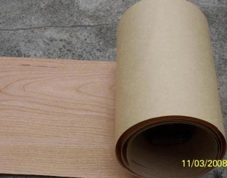 Paper Backed Veneer 4408 Veneer Wood Inlay Banding