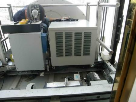 Waterless Elevator Air Conditioner Tk 25y Elevator Air