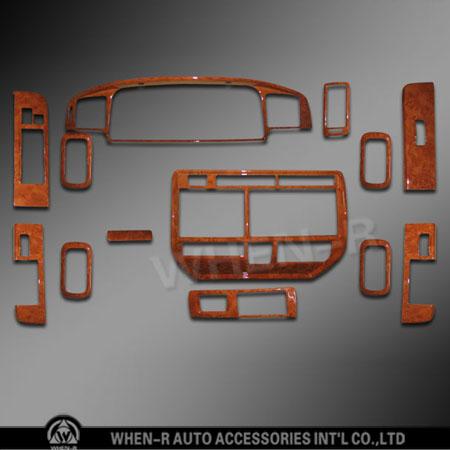 Honda Dash Kits Wr 639039l Wood Interior Honda Dash Kits Wood Interior Trim Car Decoration