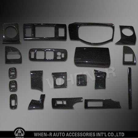 Dashboard Trim Kits Wr 639643r Wood Interior Dashboard Trim Kits Car Trim Car Decoration