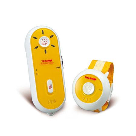 Digital Wireless Child Tracker
