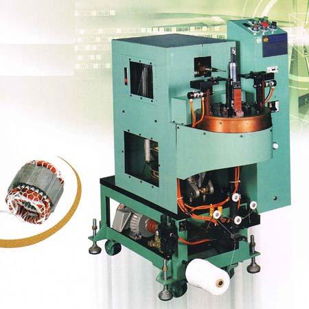 motor binding machine
