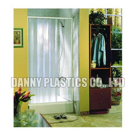 Sliding Shower Doors, Waterford I - Plastic Shower Enclosure ...