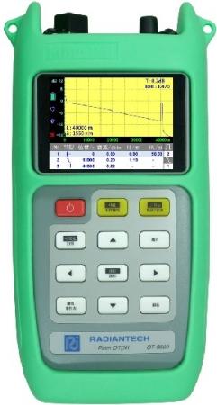 Fiberpal Palm Otdr Ot 8600 Series Otdr Fttx Palm