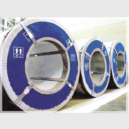 Zinc Plating Stainless Steel, JIS G3302/JFS A3011/ASTM A653 - Zinc