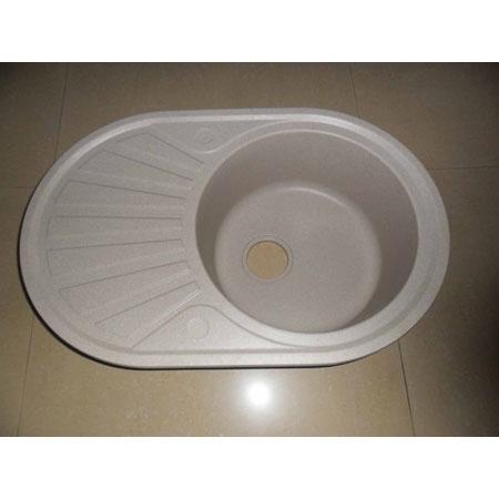 Granite Sink Manufacturers : Granite Composite Sink, UKR-09 - Quartz Sink, China, Product ...